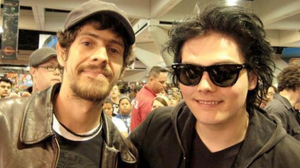 TEASER - Gerard Way e Gabriel Bá