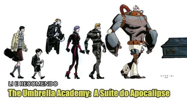 TEASER - The Umbrella Academy