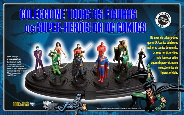 Coleção DC Comics Super-Heróis