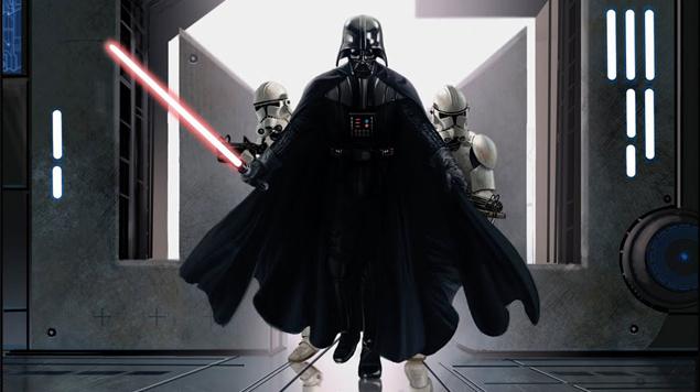 Darth Vader Teaser