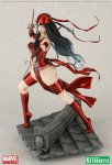 Marvel Bishoujo Collection Elektra Bishoujo Statue 03