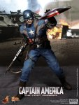 Captain America Limited Edition Collectible Figurine 01