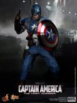 Captain America Limited Edition Collectible Figurine 03