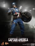 Captain America Limited Edition Collectible Figurine 04