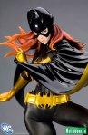 DC Comics Batgirl Black Costume Bishoujo Statue 04