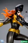 DC Comics Batgirl Black Costume Bishoujo Statue 06