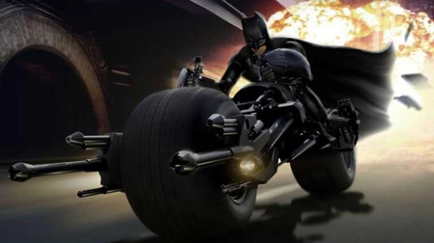 Ilustração de Jamie Rama, para o filme Batman: The Dark Knight