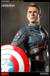 Captain America Sideshow Exclusive Edition 09
