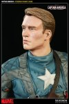 Captain America Sideshow Exclusive Edition 11
