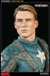 Captain America Sideshow Exclusive Edition 12