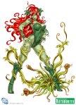 DC Comics Poison Ivy Bishoujo Statue Art