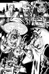 Kirby - Genesis #1 - Pencil Page 14