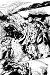 Kirby - Genesis #1 - Pencil Page 16