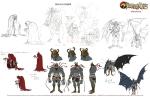 New Thudercats Model Sheets - Mumm-Ra