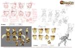 New Thudercats Model Sheets - Wilykat