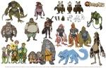 Thundercats 2011 - Third Earth Species 01