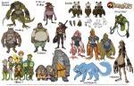 Thundercats 2011 - Third Earth Species 02