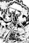 Cover - Kirby - Genesis #2 - Jack Herbert Art
