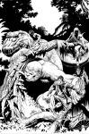 Cover - Kirby - Genesis #3 - Jack Herbert Art