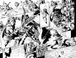 Kirby - Genesis #2 - Pencil Page 14-15