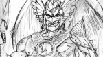 teaser-hawkman-by-joe-bennett