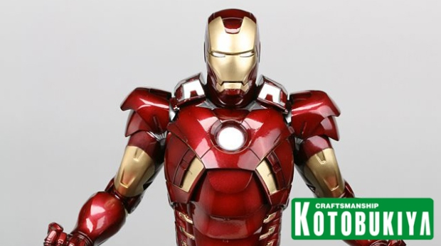 The Avengers Movie Iron Man Mark VII Teaser 01