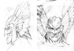 The Savage Hawkman - Concept Art 03-04