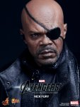 The Avengers - Nick Fury Limited Edition Collectible Figurine 02
