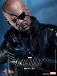 The Avengers - Nick Fury Limited Edition Collectible Figurine 07
