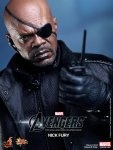 The Avengers - Nick Fury Limited Edition Collectible Figurine 08