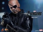 The Avengers - Nick Fury Limited Edition Collectible Figurine 13
