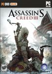 Assassin's Creed 3 - Game Cover Art - PC DVD Live