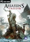 Assassin's Creed 3 - Game Cover Art - PC DVD Rom