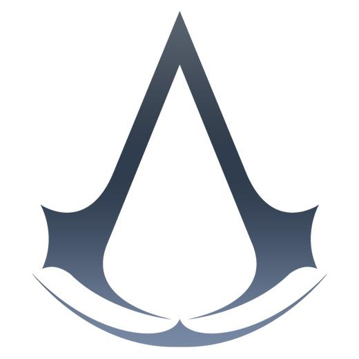 Assassin's Creed 3 - Logo 01: studiomadeinpb.wordpress.com/2012/03/05/assassins-creed-3-trailer...