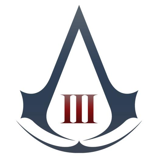 Assassin's Creed 3 – Logo 02 | Studio Made in PB: studiomadeinpb.wordpress.com/2012/03/05/assassins-creed-3-trailer...