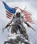 Assassin's Creed 3 - Promotional Art 01