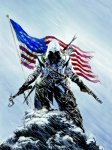 Assassin's Creed 3 - Promotional Art  by Alex Ross 01