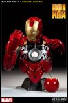 Iron Man Mark VI Legendary Scale ™ Bust - HD Image 02