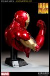 Iron Man Mark VI Legendary Scale ™ Bust - HD Image 03