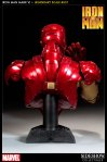 Iron Man Mark VI Legendary Scale ™ Bust - HD Image 04