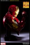 Iron Man Mark VI Legendary Scale ™ Bust - HD Image 06