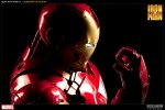 Iron Man Mark VI Legendary Scale ™ Bust - HD Image 09