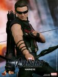 The Avengers - Hawkeye Limited Edition Collectible Figurine 06
