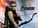 The Avengers - Hawkeye Limited Edition Collectible Figurine 13