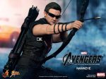 The Avengers - Hawkeye Limited Edition Collectible Figurine 16