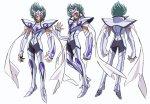 Saint Seiya Omega - Eden de Orion 01