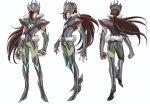 Saint Seiya Omega - Haruto de Lobo 01