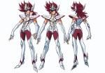Saint Seiya Omega - Kouga de Pegasus 01
