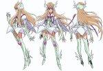 Saint Seiya Omega - Yuna de Águia 01
