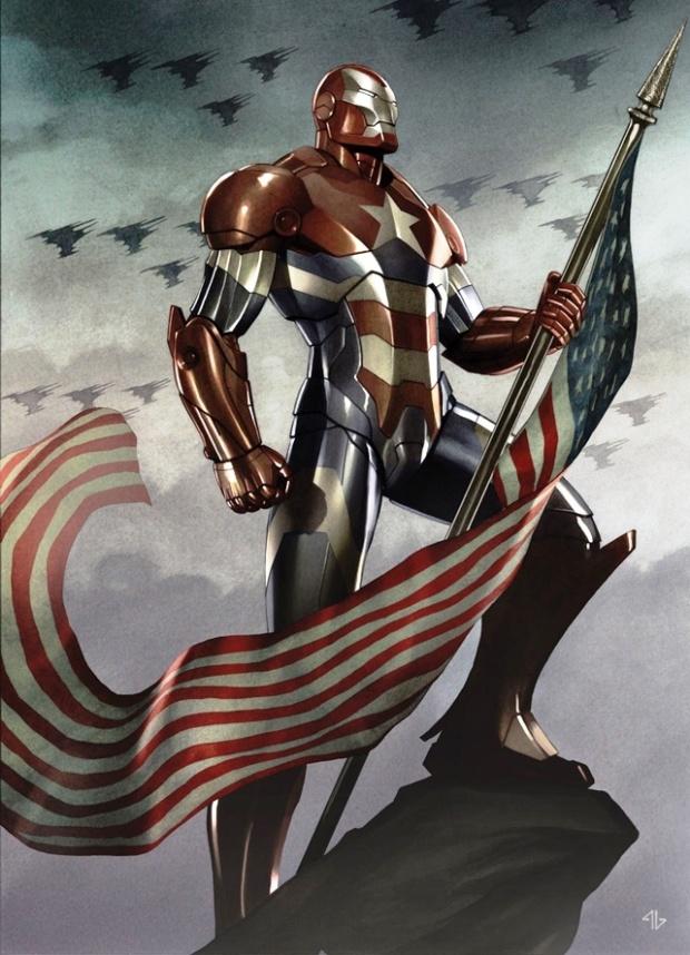 Iron Patriot 10